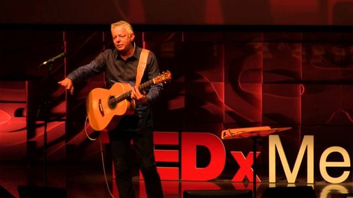 My Life As A One-Man Band : Tommy Emmanuel at TEDxMelbourne