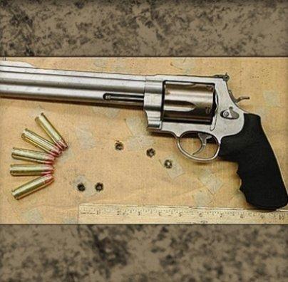 Badass  - The S&W; 500 Magnum
