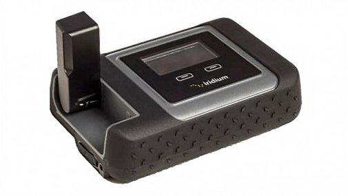 Iridium Go! hotspot can turn your smartphone into a satellite phone