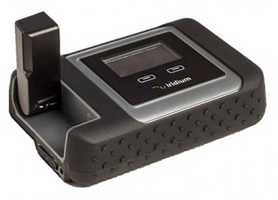 Iridium Go! hotspot can turn your smartphone into a satellite phone