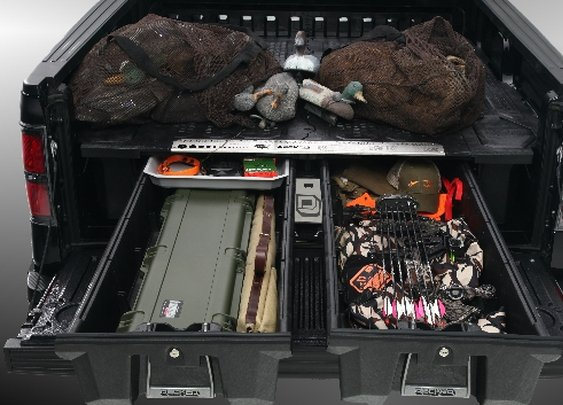 Truck Bed Organizers & Accessories | DECKED