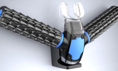 'Triton Oxygen Respirator Extracts Air Underwater'