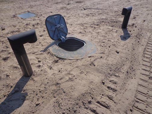 WOW!! See This Hidden Trap Door In The Ground? Just Wait Til You See What's Down There   The Liberty Digest