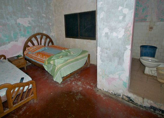 Hilarious And Horrendous Conditions Of Sochi Hotels - Gallery