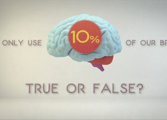 What percentage of your brain do you use? - Richard E. Cytowic - YouTube