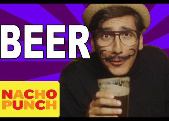 Hipsters Love Beer - YouTube