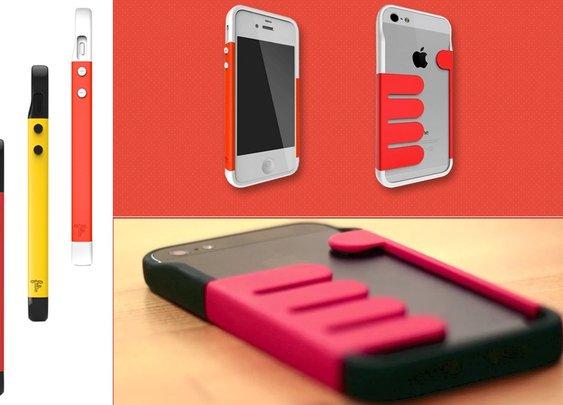 Felix HandHold iPhone 5s Case