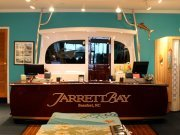 Custom Bars, Tables, Counters & More   Jarrett Bay Boatworks