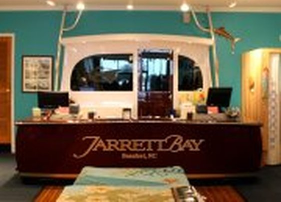 Custom Bars, Tables, Counters & More | Jarrett Bay Boatworks