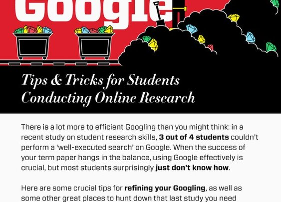 Infographic: Get More Out Of Google - StumbleUpon