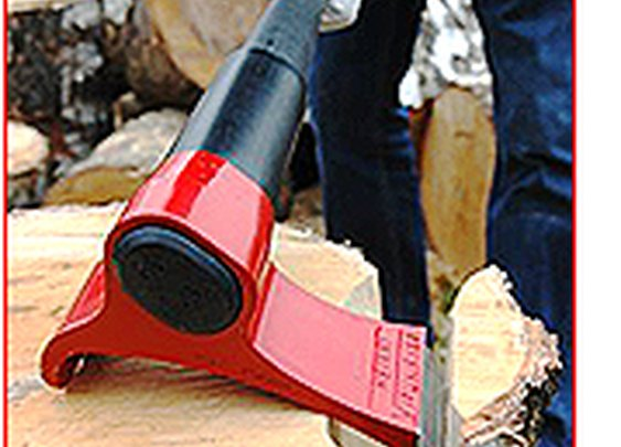 The axe has been reinvented – in a patented Finnish invention!