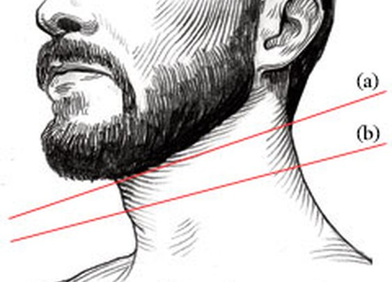 How to Trim Your Beard - Tips on Your Beard Line - Esquire