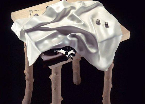 Hyper realistic wooden sculptures-a fantasy