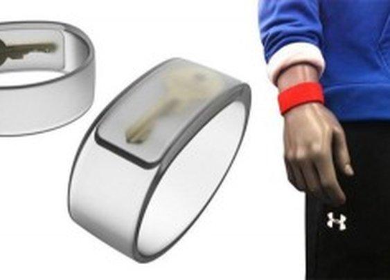 Secret Compartment Wristbands   StashVault