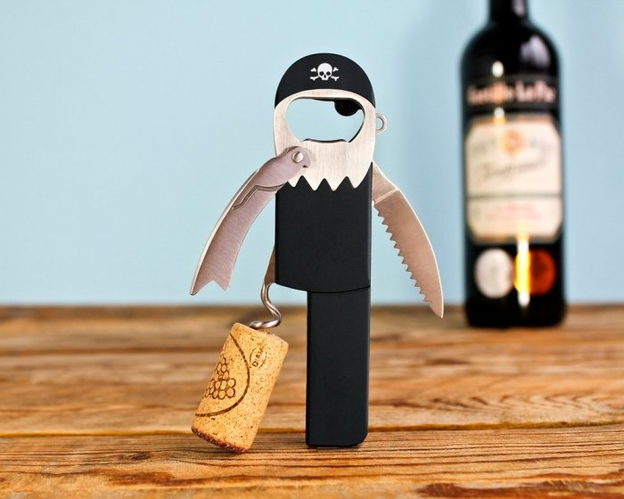 Pirate Corkscrew
