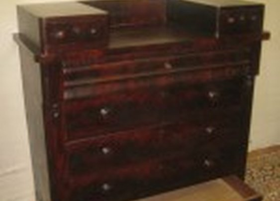 Antique Dresser with Secret Drawer   StashVault
