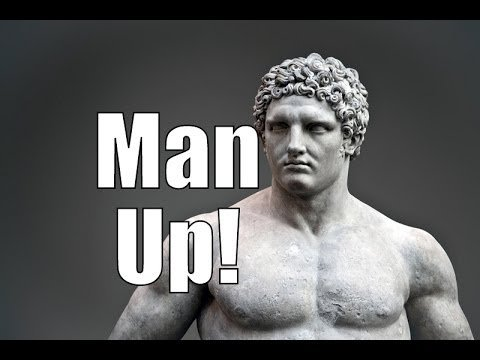 "Man Up! Episode #6: The ""That's Just Your Opinion"" Argument is for Losers - YouTube"