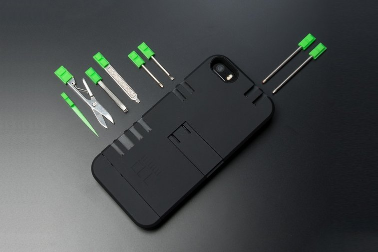In1 Multi-Tool Utility Phone Case