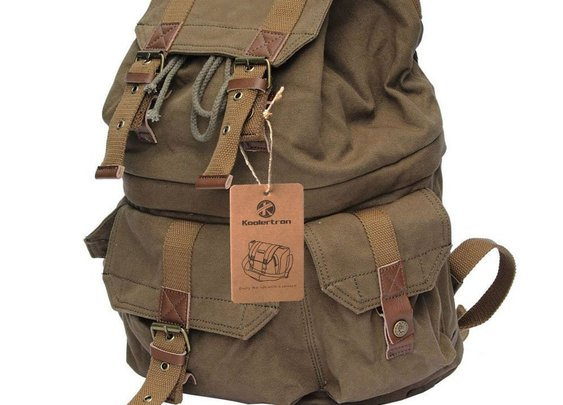 Koolertron Backpack DSLR ($61 @ Amazon)