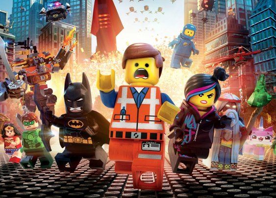 Is The LEGO Movie The Most Subversive Pro-Liberty Film Ever?
