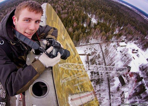 BBC News - The urban explorers of the ex-USSR
