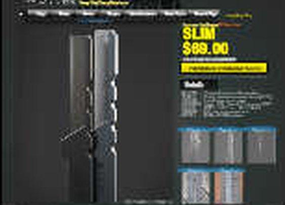 Stat Key Company - The Worlds 1st Custom Personalized Designer House Keys. | edc_slim
