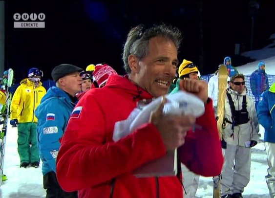 Star Wars at the Olympics