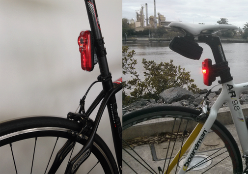 Fly6 combines HD video cam and bike tail light