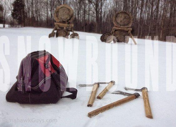 Snow Bound | TomahawkGuys