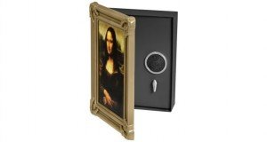 Picture Frame Wall Safe | StashVault