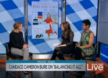 Candace Cameron Bure | The Official Site