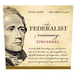 The Federalist Zinfandel 2008