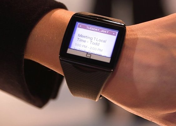 Qualcomm Android Toq Smartwatch