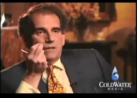 David Berlinski Explains Problems With Evolution. - YouTube