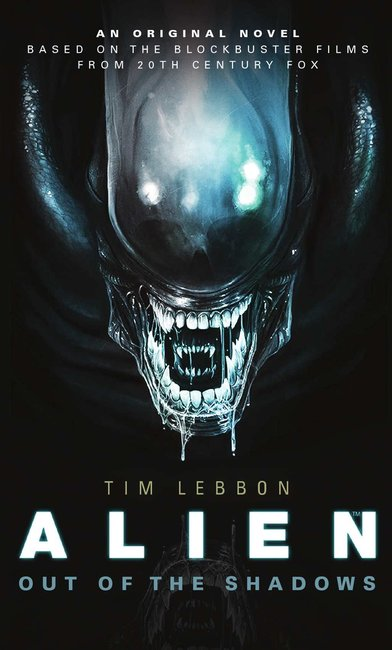 Bullet Review: Alien: Out of Shadows : 101 or Less