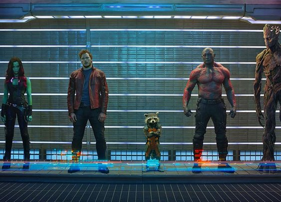 Guardians of the Galaxy | The Coolector
