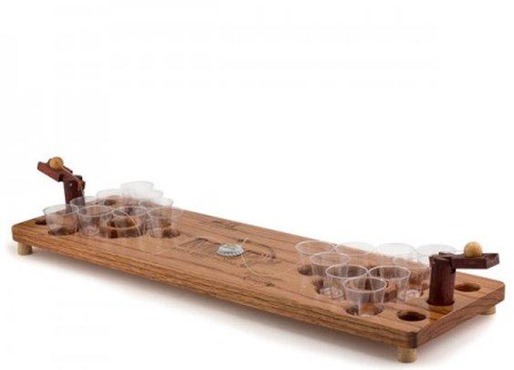 Cool New Product Alert: Deluxe Mini Beer Pong Kit   KegWorks Blog