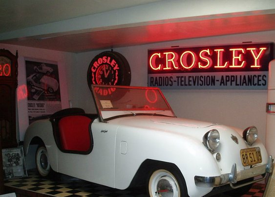 The Crosley – Simple, Cheap, and Fun