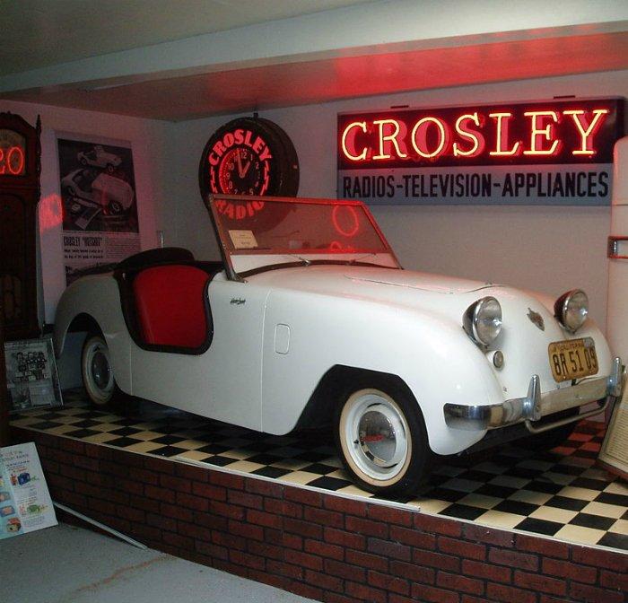 The Crosley – Simple, Cheap, and Fun