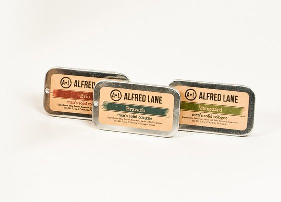 Alfred Lane Solid Cologne | The Coolector