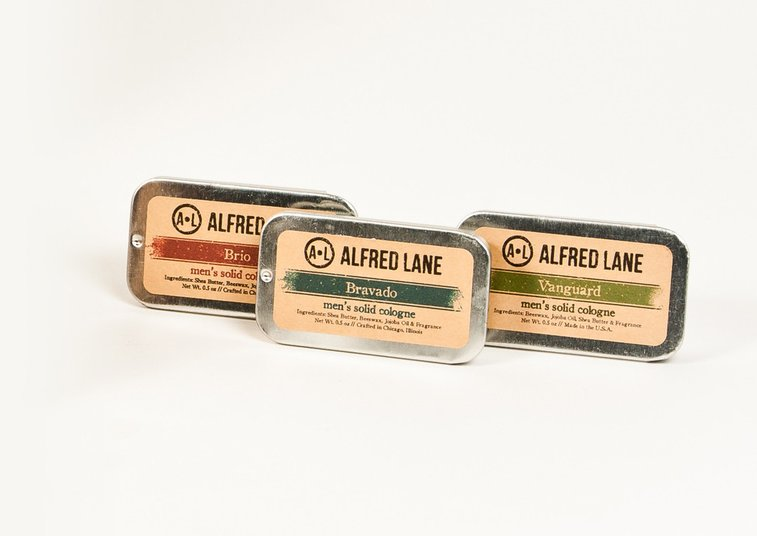 Alfred Lane Solid Cologne   The Coolector