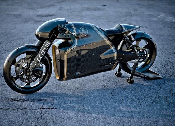 Tron-like Motorcycles Coming Out Soon