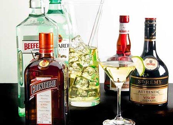 Kitchen Riffs: Cocktail Basics
