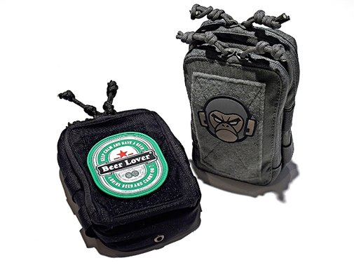 MSM Stealth Compact Admin Pouch Review | Loaded Pocketz