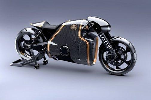 "Lotus enters motorcycle business with stunning ""hyper bike"" | Motoramic - Yahoo Autos"