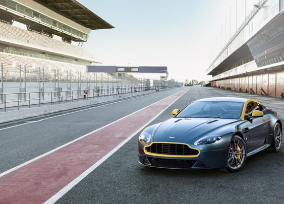 Aston Martin N430: The 'N' Stands For 'Never' As In You'll Never Afford It