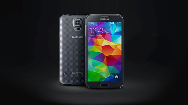 Samsung's Galaxy S5 - What's New