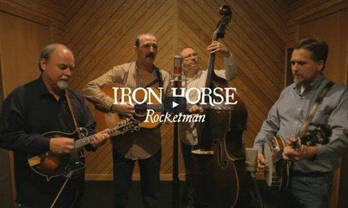 """Enjoy a Bluegrass Performance of Elton John's """"Rocket Man"""""""