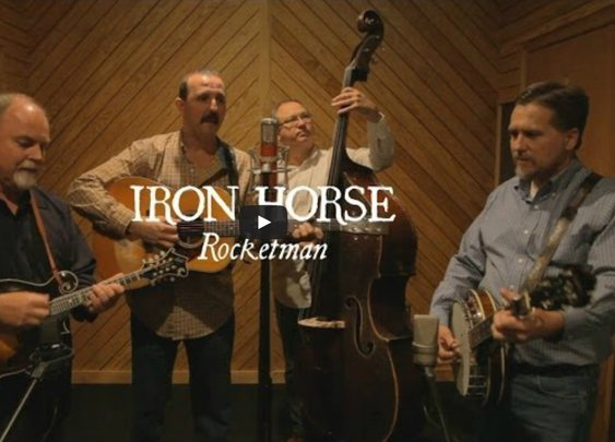 "Enjoy a Bluegrass Performance of Elton John's ""Rocket Man"""