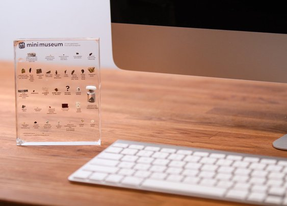 Mini Museum by Hans Fex | The Coolector